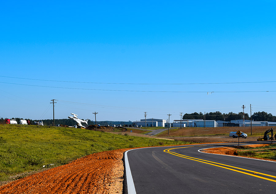 Columbia Marion Airport