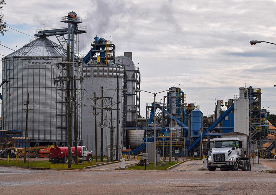 Drax Biomass