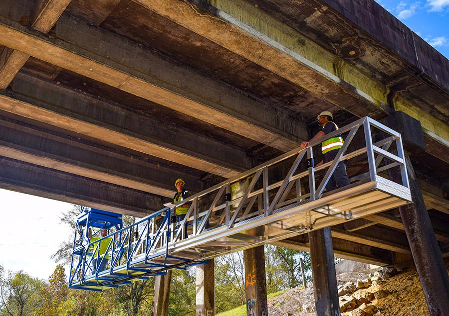 Dungan Engineering Bridge Inspection
