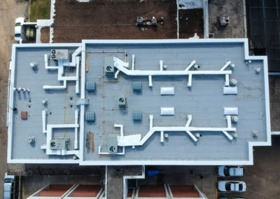 Lincoln County Jail Roof Repairs