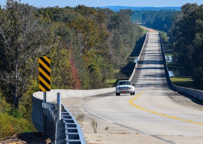 Highway 44 Rehabilitation and Pearl River Bridge Construction