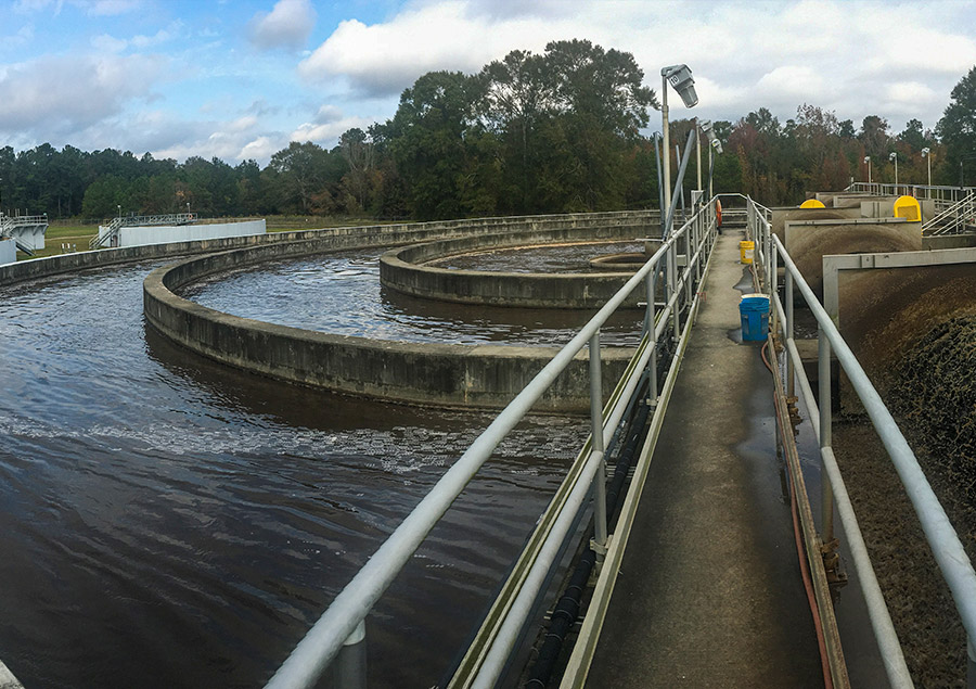 Picayune Wastewater Treatment Plant