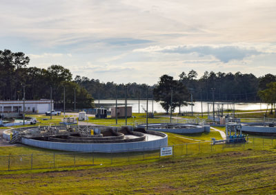Poplarville Wastewater Treatment Plant Rehabilitation