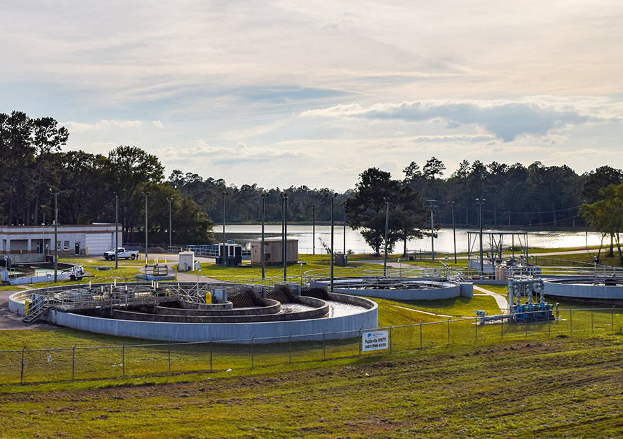 Poplarville Wastewater Plant