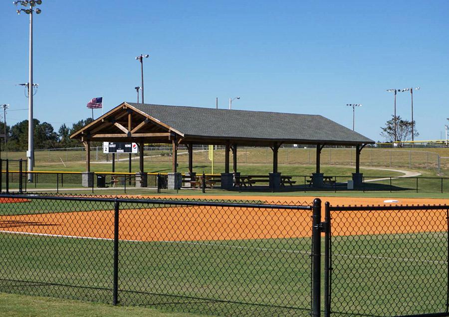 Lincoln Civic Center Baseball Complex