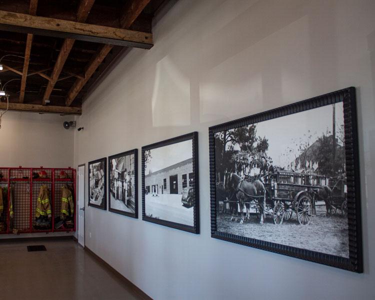Brookhaven Fire Station No. 2 Photos