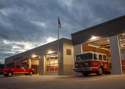 Brookhaven Fire Station No. 2