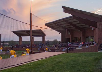 Pearl River Community College Baseball Park Upgrades