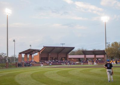 Pearl River Community College Baseball Park Upgrades